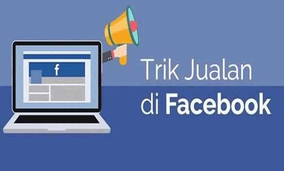 cara berjualan online di facebook