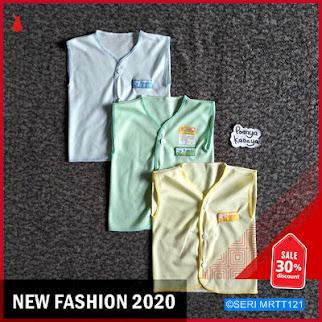 MRTT121B433 Baju Kutung Bayi Polos Newborn Arimbi BMGShop