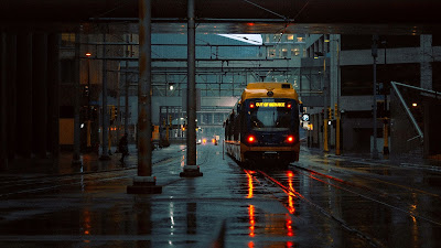 Free wallpaper of city, buildings, streets, trains, subway, streets