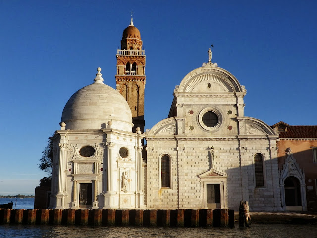 The church of San Michele in Isola, Venice