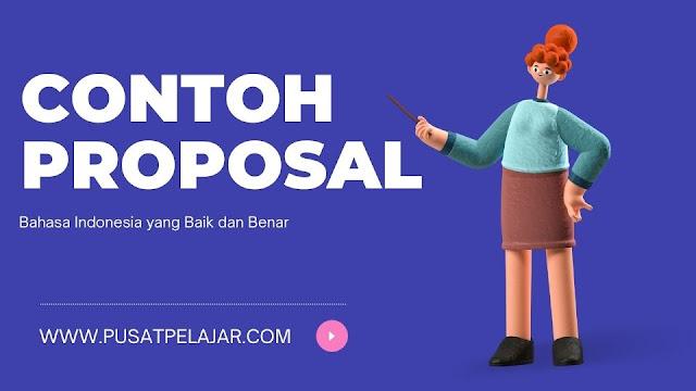 proposal adalah