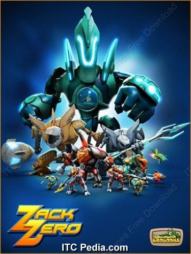 Zack Zero v1.0 2013 - ENG - RePack