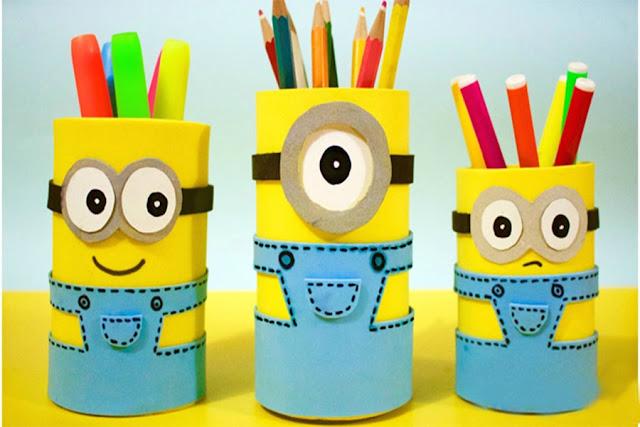 Hướng dẫn cách làm đồ chơi cho trẻ mầm non - đồ chơi mầm non làm từ phế liệu