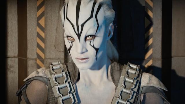 Tercer tráiler de 'Star Trek: Más Allá' con el tema de Rihanna