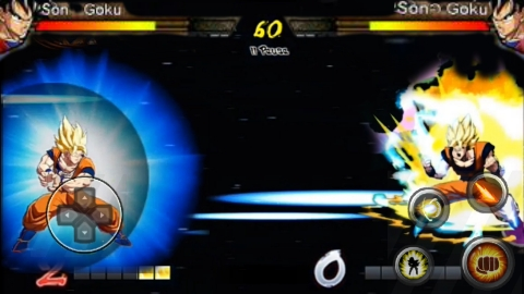 Dragon Ball Fighter Z Mod for Android