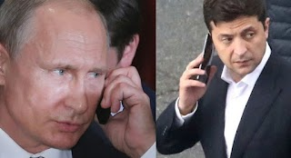 Краще присядьте! Екстрена вечірня розмова Зеленського і Путіна: перші подробиці