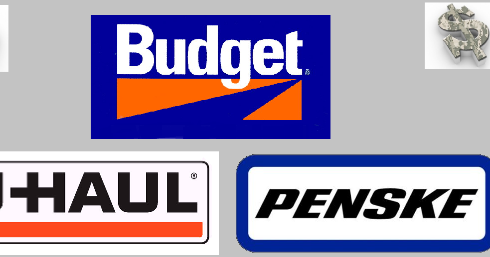 Discounts Deals 4 Military Moving Truck Comparison Budget U Haul Penske