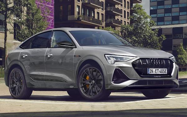 Audi e-tron 2022 Black Edition Sporback