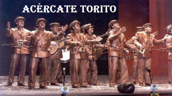 """Pasodoble """"Acércate Torito"""". Comparsa """"La Ventolera"""" (1994) con Letras"""