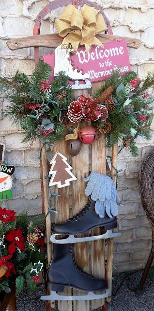 Christmas outside decorating ideas