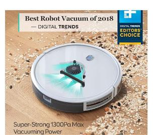 Best 5 ROBOT VACUUMS IN 2021