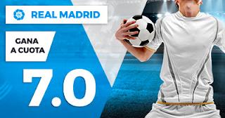 Paston Megacuota Liga: Real Madrid vs Espanyol 1 octubre