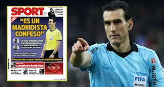 Juan Munuera to officiate Barcelona vs Bilbao Cup final