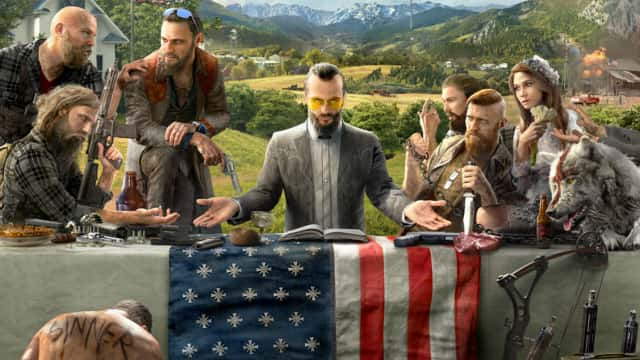 Ubisoft Announce Far Cry 5 Release Date, New Teaser Trailer.