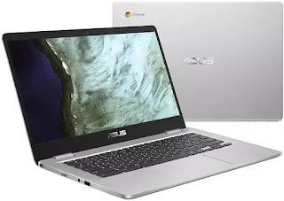 ASUS Chromebook C423 N3350 10 Rekomendasi Laptop Terbaik Harga 3 - 4 Jutaan di Tahun 2021