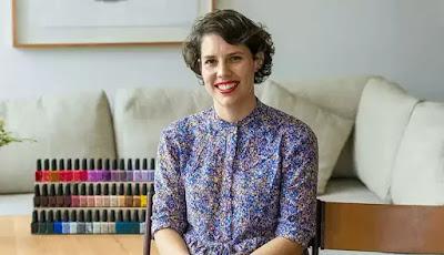 قصة نجاح فتاة من طلاء الأظافر - Anna Ross