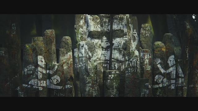 kong skull island 3D