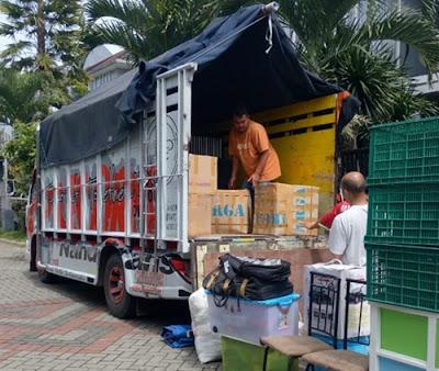 Sewa Truk Pindahan Tangerang Sidoarjo