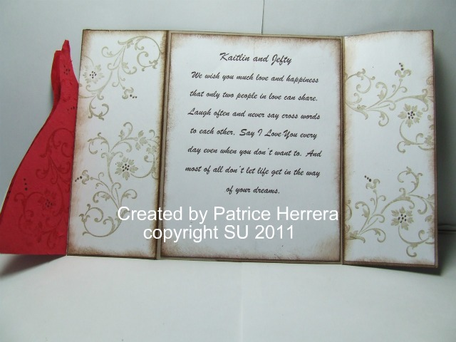 Wedding Card Messages To Bride And Groom View