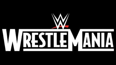 WWE WrestleMania Logo
