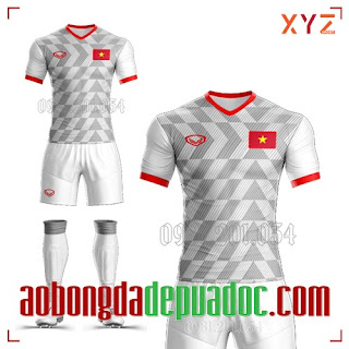 Tuyển Tập Áo Bóng Đá Đội Tuyển Việt Nam 2020