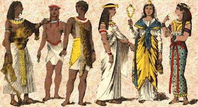 EL CUIDADO DE LA BELLEZA Y LA ESTÉTICA EN EL ANTIGUO EGIPTO