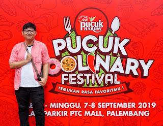 #PucukCoolinaryFestival : Makan, Cerita, dan Jajan di Satu Tempat