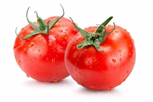 Tomatoes-how to get rid of acne scars