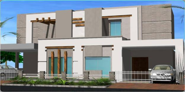 New home designs latest modern homes beautiful latest for Exterior home design in pakistan