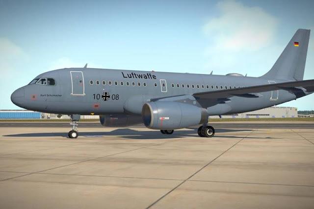 Lufthansa Technik equip Airbus A321neoLR