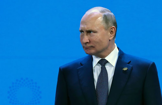 Τι φοβάται ο Vladimir Putin