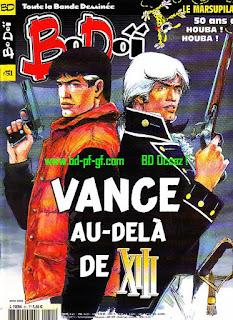 Vance au-delà de XIII