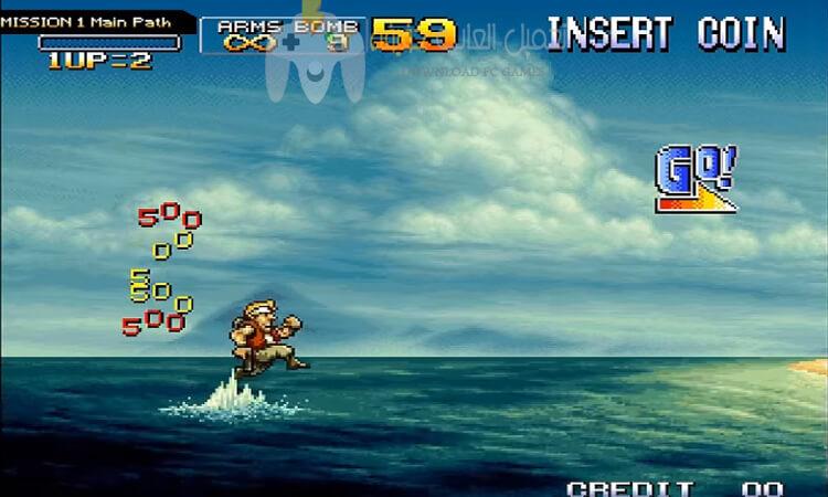 تحميل لعبة حرب الخليج 3 Metal Slug للكمبيوتر من ميديا فاير