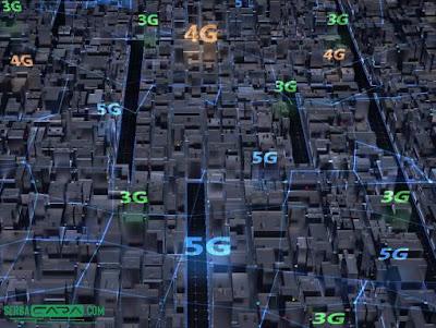 Perbedaan 4G dan 5G serta Cara Merubah Sinyal 4G ke 5G di Hp