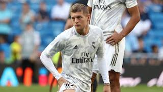 Statistic has revealed Kroos to be Madrid's most creative player in 2019/20 La Liga season