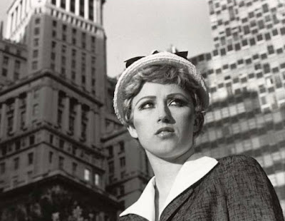 Cindy Sherman photography portrait