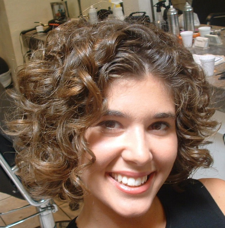 Wedding Hairstyle Curly: Curly Short Hairstyles For Ladies