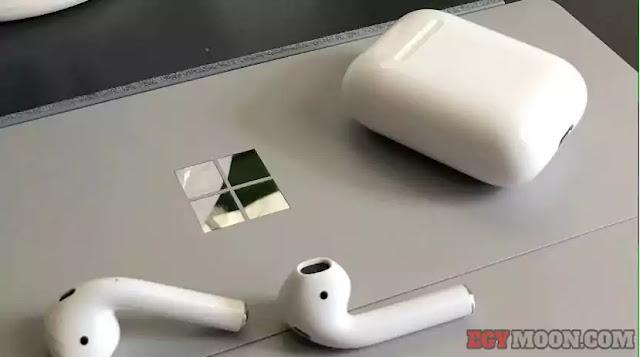 طريقة توصيل Apple AirPods مع الكمبيوتر بنظام Windows