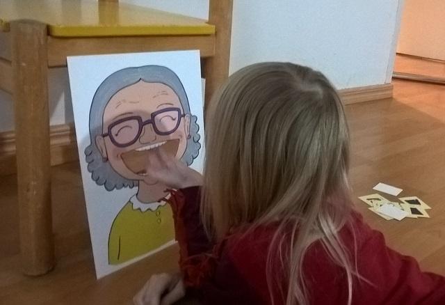 lapsen kielellisen kehityksen tukemenin