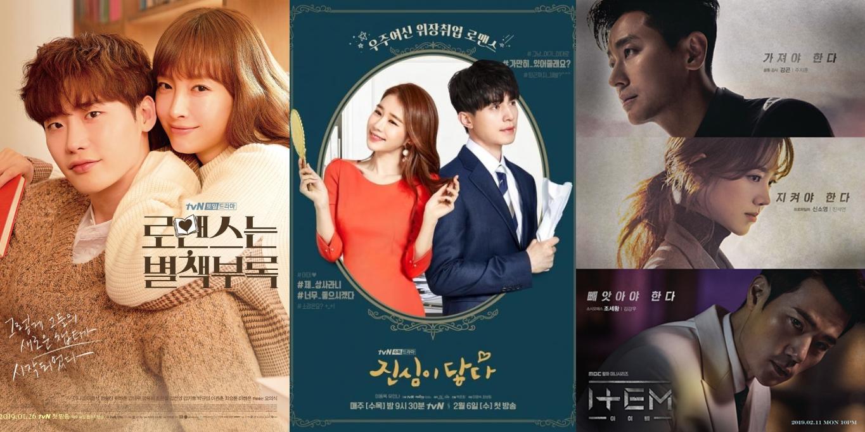 Drama Korea Bulan Maret 2019