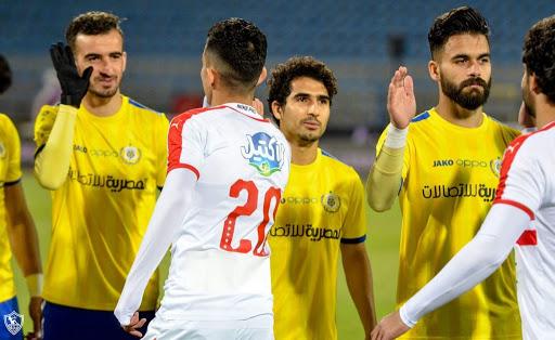 التشكيل المتوقع لكلا من نادي الزمالك والاسماعيلي في مواجهة دور ال16 من كأس مصر 2021