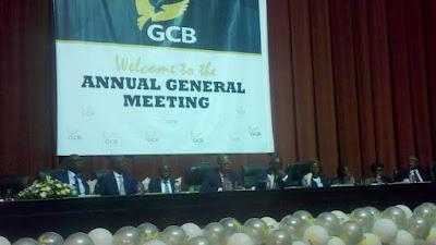 GCB ANNUAL GENERAL MEETING 2018 HELD