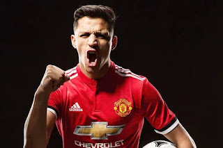 Sport: Alexis Sanchez in drugs test scandal following Manchester United move