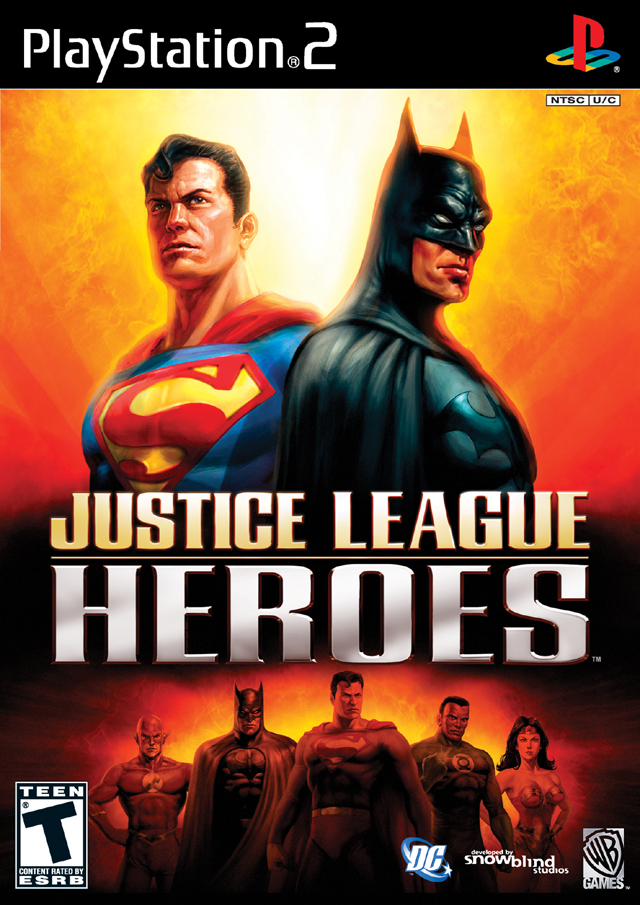 Baixe Games: Download Justice League Heroes - PT/BR