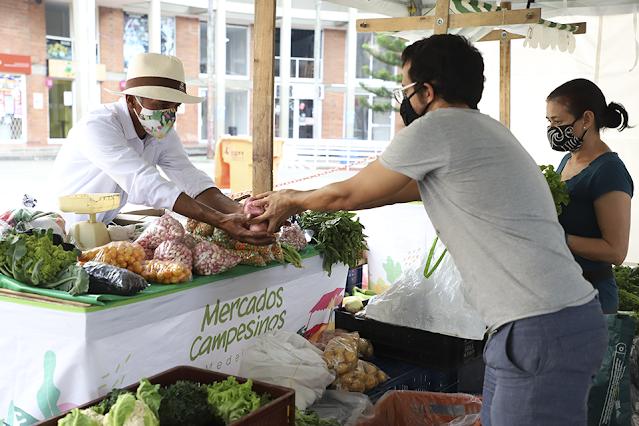 Mercados Campesinos Medellín