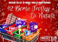 Logo Vinci gratis set di borse con TrolleyBags