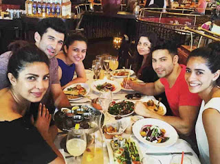 Varun Dhawan Breakfast