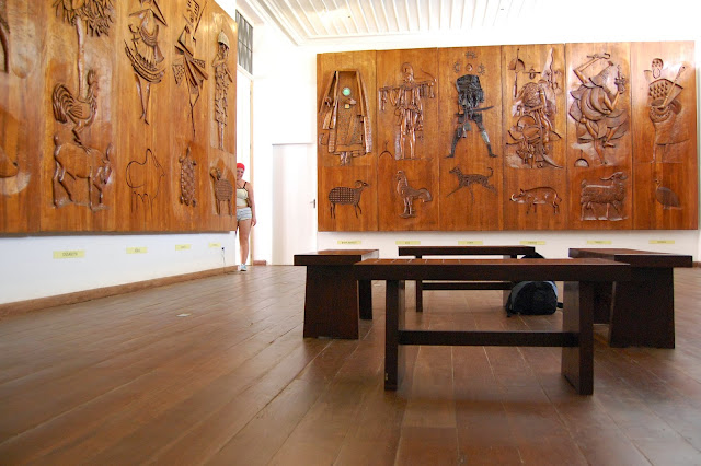 Museu Afro-Brasileiro; Salvador, Bahia, Brazilia