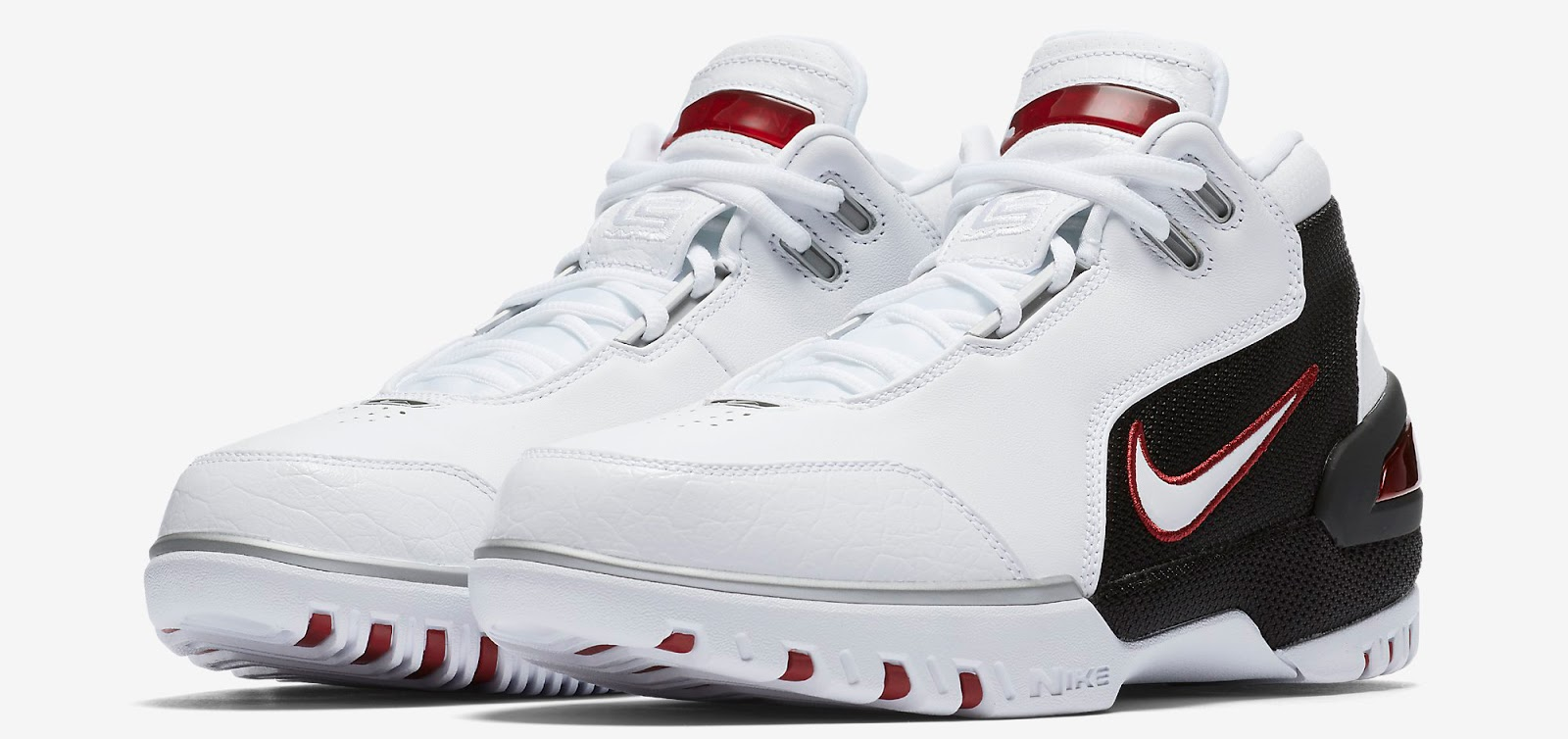92953954df28eb The third Nike Air Zoom Generation retro release of 2017 comes in the form  of the first general release colorway of LeBron James  debut signature  sneaker ...