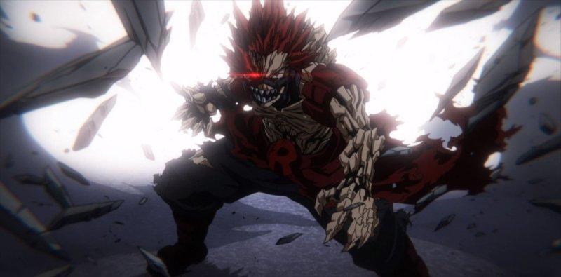 Murid Akademi U.A. Paling Kuat di Anime Boku no Hero Academia
